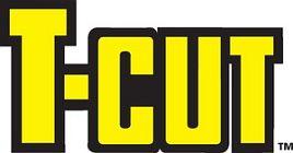 T-CUT logo