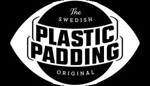 PLASTIC PADDING logo