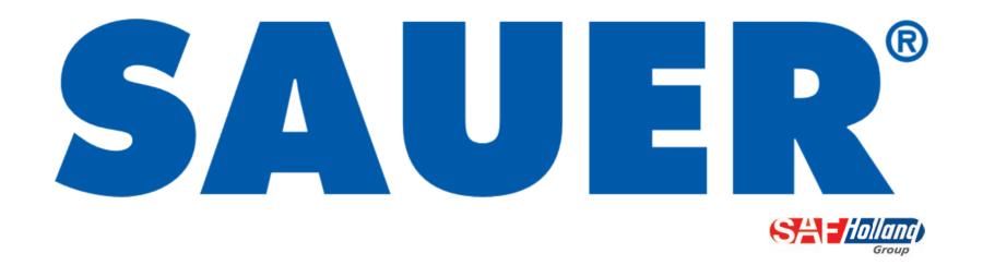 SAUER BY SAF logo