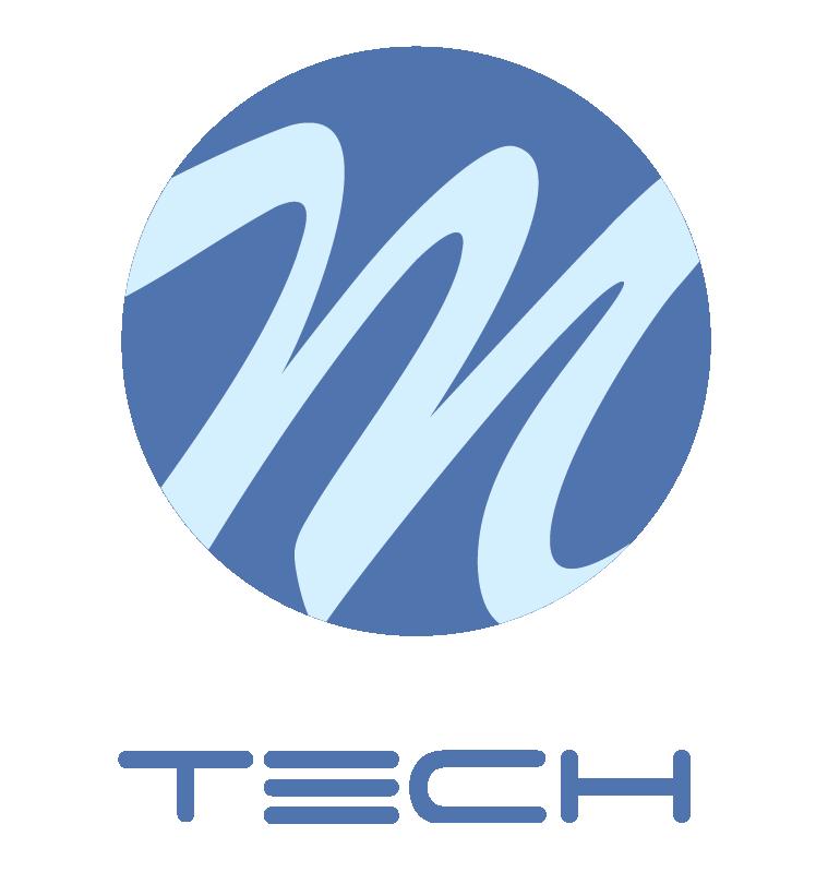 M-TECH logo