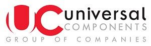 UNIVERSAL COMPONENTS logo